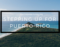 How Corporate Funders Are Stepping Up For Puerto Rico