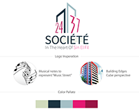 Societe2437: Residential Building