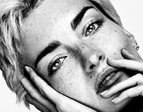 Anika Scheibe (Model)