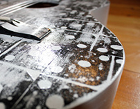 Guitar Body :: Print Design