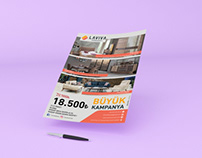 LAVIVA Mobilya Flyer