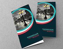 Corporate Trifold Brochure Free Download