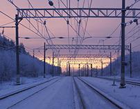 Seasons of railway