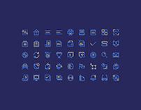 Free Birply Icons Set (Illustrator)
