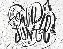 Lettering: Sound Junkie