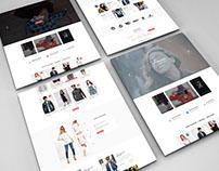 Maijdee Online Shop   Fashion Landing Page