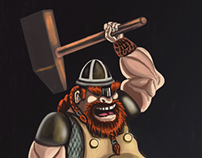 Viking Character Design Challenge