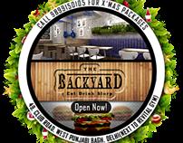 Branding | The Backyard