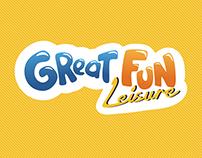 Great Fun Leisure (Corporate Identity)