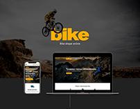 Bike Shop Online