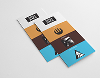 Stylized Letters Booklet