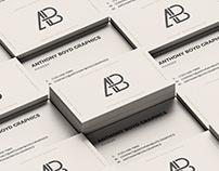 Business Card Grid Mockup Vol.3