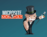 Microsite designed for Hasbro Latin America.