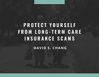 Protect Yourself From Long-Term Insurance Scams