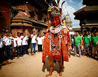 Festivals from the week in Nepal
