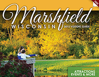 Marshfield WI 2015 Visitors Guide