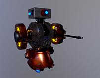Overwatch training bot