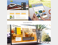 Responsive Websites - Construction & Real Estate