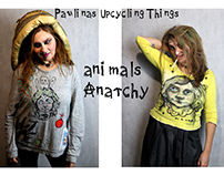 Upcycling Things and Animal Anarchy