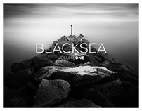 Blacksea Volume One: Monochrome Seascapes