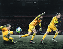 Marcelo Lomba 12 - Sport Club Internacional