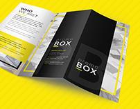Promo BOX Tri-Fold Brochure