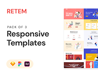 RETEM – Responsive Template