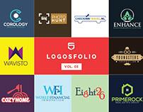 Logosfolio Vol. 03