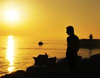 sunset II / photo by cagdas topcu