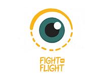 Fight or Flight | TEDxUAegean 2016 Branding