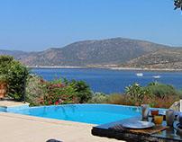 Webdesign for Turkish Estate Agency