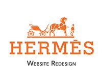 Hermes UX Redesign