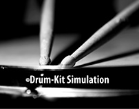Drum-Kit Simulation