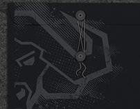 Obsidian Ox Crossfit branding