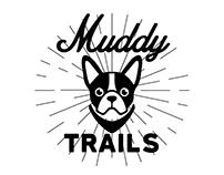 Muddy Trails Logo Design