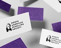 North American Schelling Society logo design