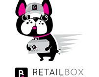 Boxy - Retailbox mascot