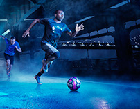 """Nike """"MercurialX"""" NFX campaign 2016"""