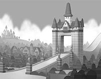 Lego Land Gate