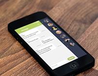 App-design for Housemates
