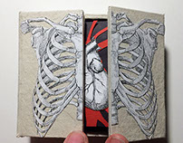 Flittering Hearts-Flitter book