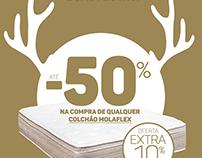 conforama // molaflex