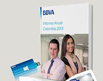 Informe Financiero BBVA 2013