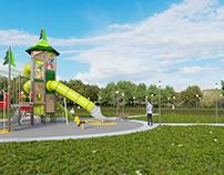 Buglo Mega Playground - CGI 3D Animation