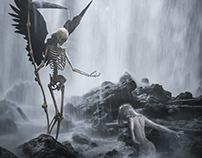 Waterfall Death