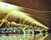 Barajas / Madrid Airport / Terminal 4