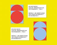 Studio Sofa / Personal Branding