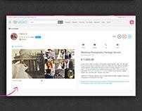 Web/UI Design 2014