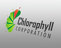 Chlorophyl Corporation Logo Design