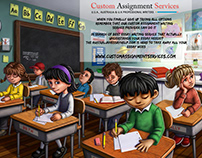 Custom Assignment Service and writing company